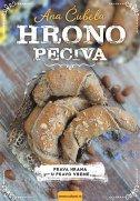 HRONO PECIVA - ana ćubela