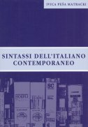 SINTASSI DELL'ITALIANO CONTEMPORANEO - ivica peša matracki