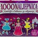 1000 NALJEPNICA - Kovčežić s lutkama za odijevanje - mirna ur. šimat