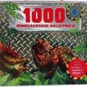 1000 DINOSAURSKIH NALJEPNICA - mirna ur. šimat