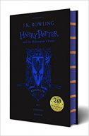 HARRY POTTER AND THE PHILOSOPHERS STONE (Ravenclaw Edition) - j.k. rowling