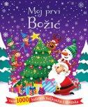 MOJ PRVI BOŽIĆ - Više od 1000 božićnih naljepnica i izrezaka - bojana (ur.) franić