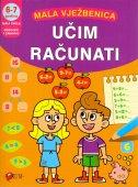 MALA VJEŽBENICA - UČIM RAČUNATI (6-7 godina) - đurđica (prir.) šokota