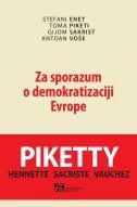ZA SPORAZUM O DEMOKRATIZACIJI EVROPE - grupa autora, thomas piketty