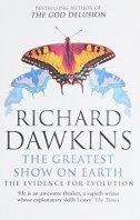 GREATEST SHOW ON EARTH - richard dawkins