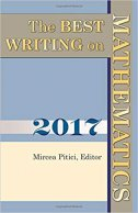 BEST WRITING ON MATHEMATICS 2017 - mircea editor pitici