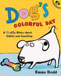 DOGS COLORFUL DAY - emma dodd