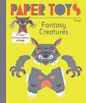 PAPER TOYS - FANTASY CREATURES (11 PAPER FANTASY CREATURES TO BUILD) -  tougui