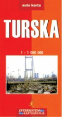 TURSKA AUTO-KARTA