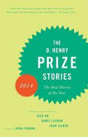 THE O. HENRY PRIZE STORIES 2014 - (ur.)laura furman