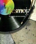 PJESMO MOJA (+cd) - Antologija pjevane poezije - mišo prir. marić