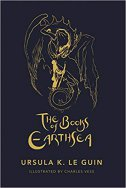 THE BOOKS OF EARTHSEA - The Complete Illustrated Edition - ursula k. le guin