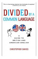 Divided by A Common Language - christopher davies