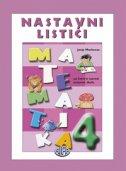 MATEMATIKA 4 - Nastavni listići za četvrti razred osnovne škole - josip markovac