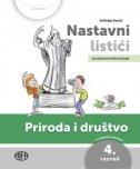 PRIRODA I DRUŠTVO 4 nastavni listići za samoprocjenu - andreja kovač