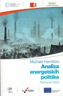 ANALIZA ENERGETSKIH POLITIKA - Pojmovni okvir