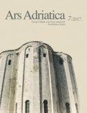 ARS ADRIATICA 7/2017. - Časopis Odjela za povijest umjetnosti Sveučilišta u Zadru - laris, gl. ur. borić