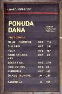 PONUDA DANA - maro pitarević