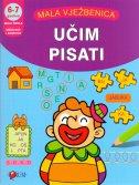 MALA VJEŽBENICA - UČIM PISATI (6-7 godina) - đurđica (prir.) šokota