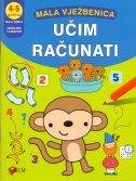 MALA VJEŽBENICA - UČIM RAČUNATI (4-5 godina) - đurđica (prir.) šokota