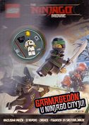THE LEGO NINJAGO MOVIE - GARMAGEDON U NINJAGO CITYJU - đurđica (prir.) šokota