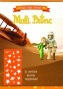 MALI PRINC - Sa svjetlećim ukrasnim naljepnicama!