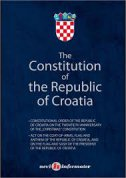 THE CONSTITUTION OF THE REPUBLIC OF CROATIA - davorka (prir.) foretić