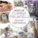 MOJ ČUPAVI PRIJATELJ - Knjiga uspomena - Mačka