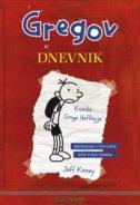 GREGOV DNEVNIK - Kronike Grega Heffleyja - jeff kinney