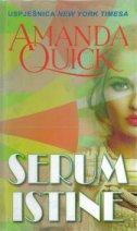 SERUM ISTINE - amanda quick