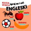 KOCKA UČILICA - ENGLESKI