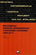 BIBLIOGRAFIJA HRVATSKE HISTORIOGRAFIJE U POVIJESNIM ČASOPISIMA (2009-2011) - vlatka ur. dugački
