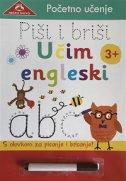 PIŠI I BRIŠI - UČIM ENGLESKI, Početno učenje - silvia gl. ur. sinković