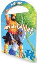 DAVID I GOLIJAT (4 slagalice)