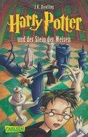 Harry Potter und der Stein der Weisen (njem.) - j.k. rowling