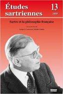 Etudes Sartriennes 13 (2009) Sartre et la Philosophie Française