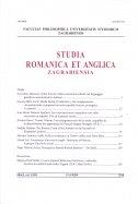 STUDIA ROMANICA ET ANGLICA 63