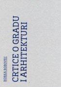 CRTICE O GRADU I ARHITEKTURI - borka bobovec