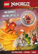 LEGO NINJAGO - NAJDRAŽI NEPRIJATELJI