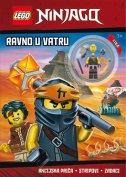 LEGO NINJAGO - RAVNO U VATRU