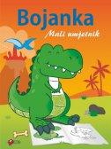 BOJANKA MALI UMJETNIK - Dinosaur - đurđica (prir.) šokota