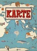 KARTE - Slikovno putovanje zemljama, morima i kulturama svijeta - aleksandra i daniel mizielinscy