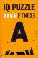 IQ PUZZLE BRAIN FITNESS - A
