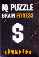 IQ PUZZLE BRAIN FITNESS - DOLLAR