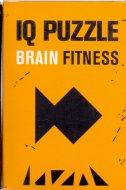 IQ PUZZLE BRAIN FITNESS - RIBICA