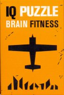 IQ PUZZLE BRAIN FITNESS - AVION