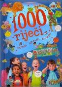 1000 RIJEČI - ENGLESKI, NJEMAČKI, HRVATSKI - filip (prir.) kozina, ana serna, carmen saez