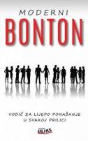 MODERNI BONTON - vodič za lijepo ponašanje u svakoj prilici - miro (ur.) božić