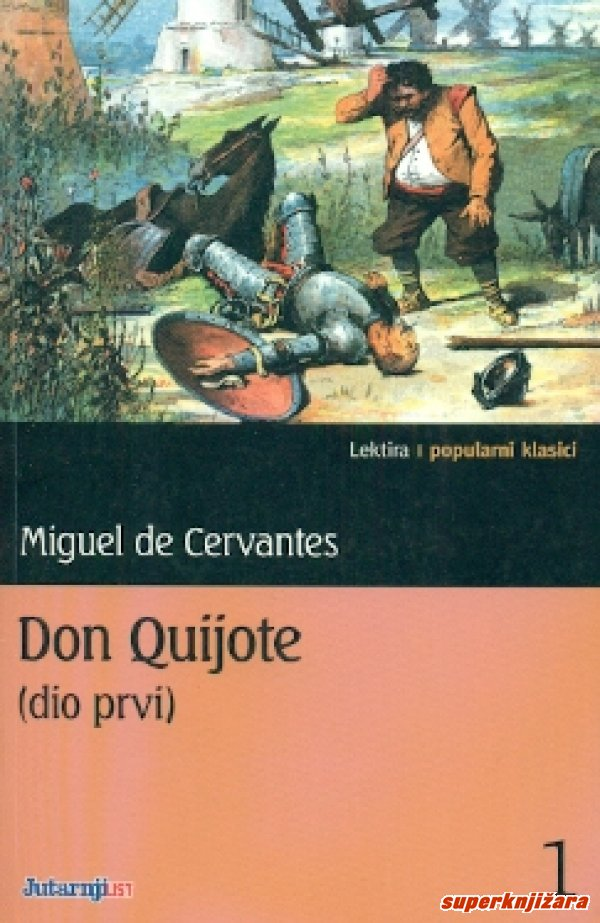 DON QUIJOTE 1, 2-0