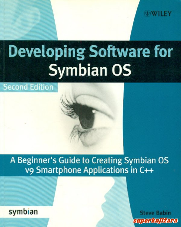 DEVELOPING SOFTWARE FOR SYMBIAN OS - second edition (eng.)-0